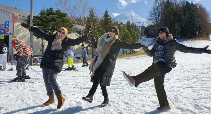 Fujiten Snow & Ski Resort Jepang
