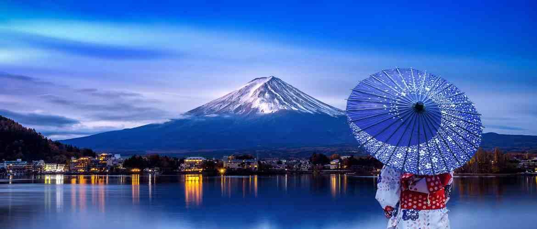 Tour Travel ke gunung Fuji Jepang