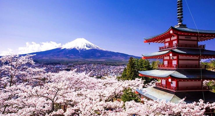 Wisata Liburan ke Jepang & Pesona Panorama Gunung Fujiyama