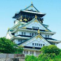 Wisata travel Jepang ke Osaka Castle