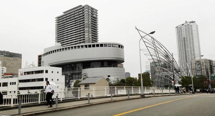 tour to japan, obyek wisata di kota osaka