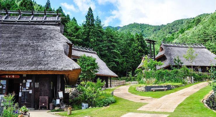 Desa Wisata Iyashi no Sato Jepang