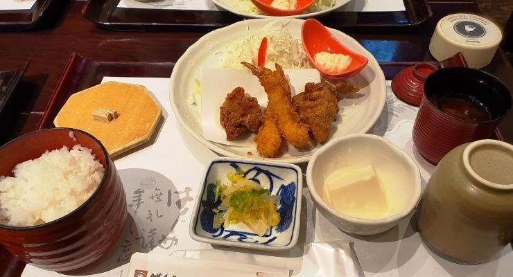Kuliner makanan halal di Jepang