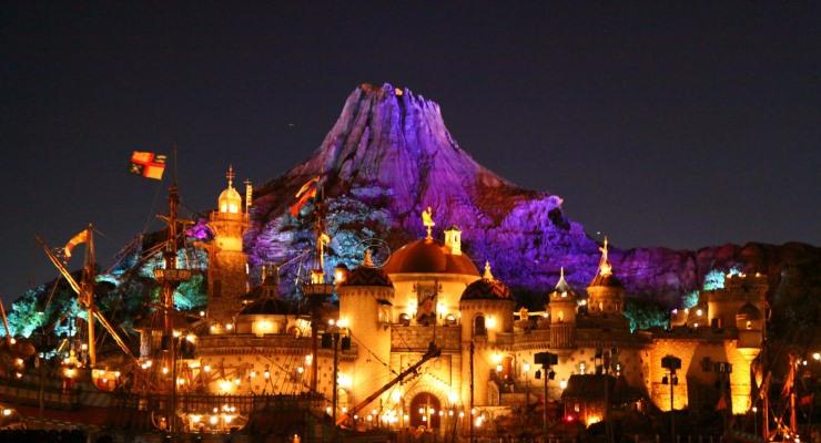 Liburan seru ke Tokyo DisneySea