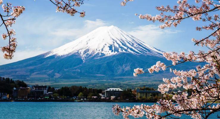 Tour Pesona Gunung Fuji Jepang