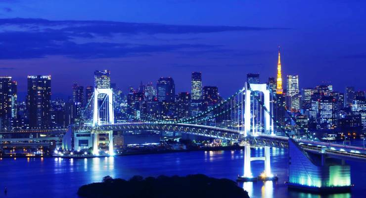 Tour Wisata ke Odaiba Tokyo Jepang
