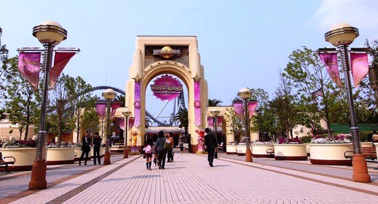 Tour dan Wisata seru ke Universal Studios Osaka Jepang