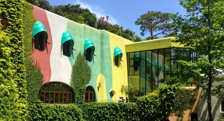 Tour Travel ke Museum Ghibli Tokyo Jepang